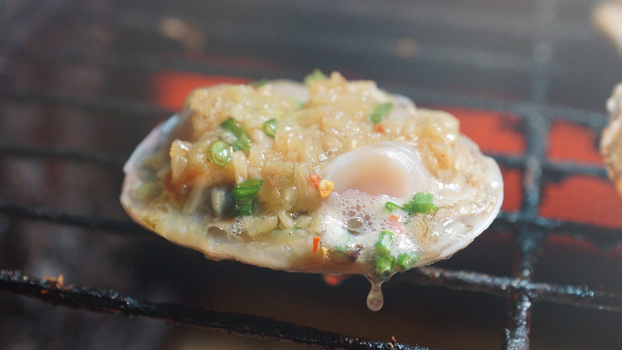 palourde-grill